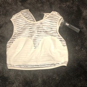 Brand new crop top by Do-Be